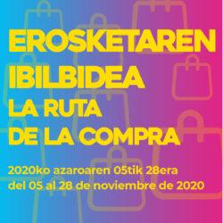 Campaña «La ruta de la compra» en Eibar