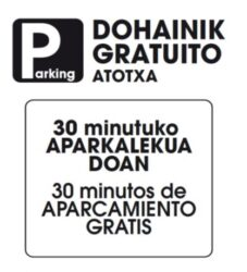 Acuerdo entre la asociación de comerciantes de Egia y Empark