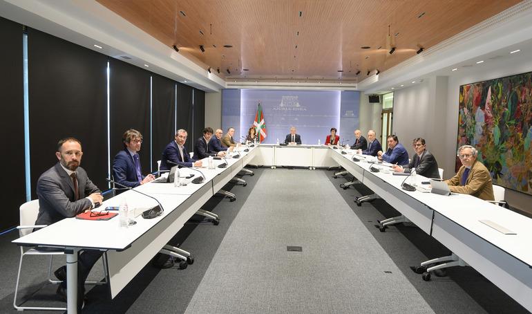 Asamblea Federacion Gipuzkoa Merkatariak 2021