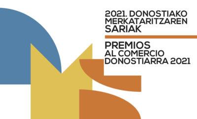 Abierto el plazo de inscripción para los Premios al Comercio Donostiarra