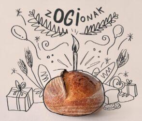 zOGIonak, llega el Día Mundial del Pan